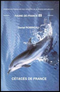 Couverture de la faune n° 89 - Cétacés de France