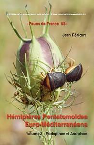 Faune n° 93 - Hémiptères Pentatomoidea Euro-Méditerranéens